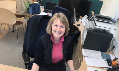 Meet our team, Vicky Anderson Business Services