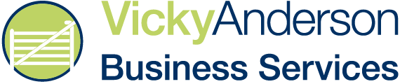 Vicky Anderson Business Services logo